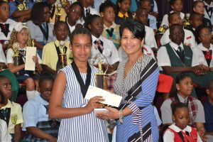 Bahamas Primary School Student of the Year