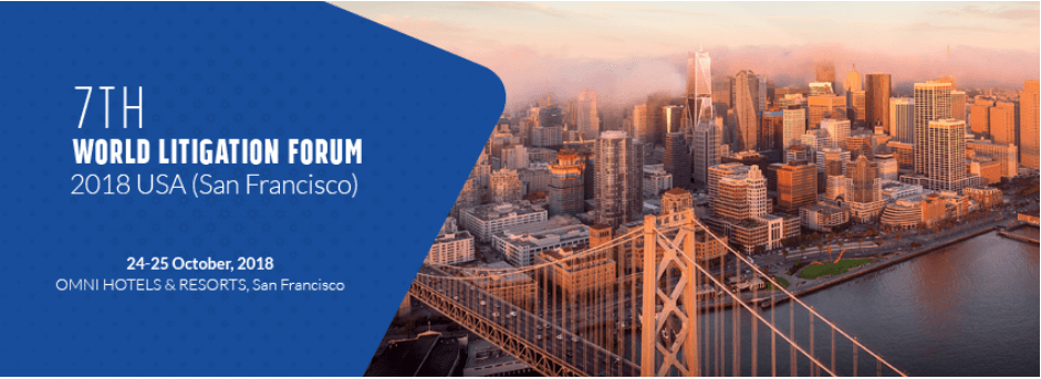 Adrian Hunt to Speak at World Litigation Forum