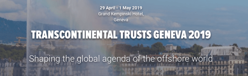 Heather Thompson Slated to Speak at the Transcontinental Trust Geneva Conference